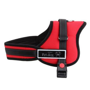 Soft Padded Harness Vest by Sinbury