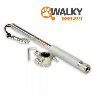 Dog Bicycle Lead by Walky dog